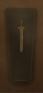 Breath of the Wild Royal Equipment Royal Broadsword (Weapon)