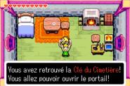 Clé Cimetière Image TMC