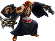 Ganondorf Windwaker Costume (Hyrule Warriors)