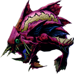 <i>Gargantuan Masked Fish:</i> <a class=