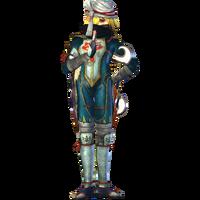 Sheik traje basado en Impa HW
