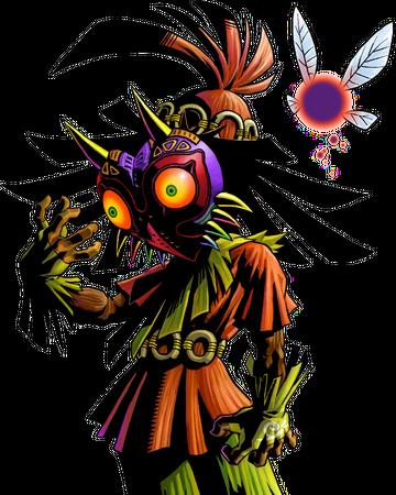 Skull Kid Majoras Mask  The Legend of Zelda Wiki  Fandom