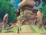 Donjons dans Skyward Sword