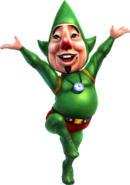 Tingle (Hyrule Warriors)