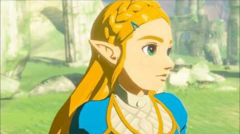 The Legend of Zelda Breath of the Wild - Zelda´s Zorn Erinnerung Cutscene (Nr
