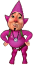 Tingle costume PH&ST HWL