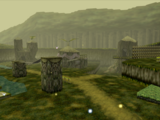 Lugares de The Legend of Zelda: Ocarina of Time