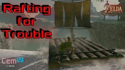 Raft Zeldapedia Fandom Powered By Wikia