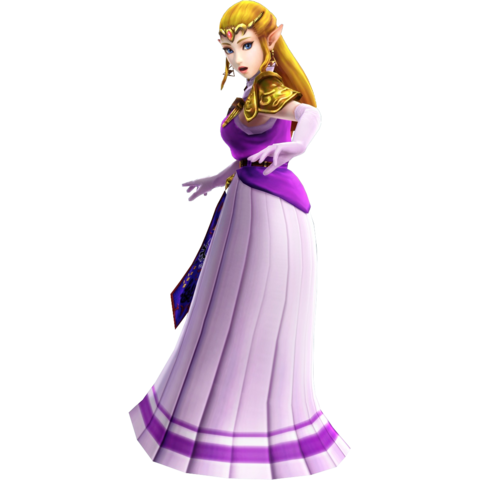 FileHyrule Warriors Princess Zelda Era Of The Hero Time Robes DLC Costume