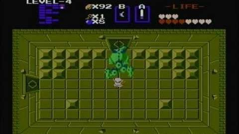 The Legend Of Zelda - Boss 4 Gleeok
