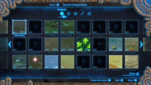 Hyrule Compendium | Zeldapedia | FANDOM powered by Wikia