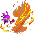 A Link Between Worlds Ravio Fire Rod (Artwork).png