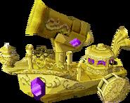 Barco Dorado PH