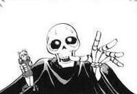 Grim Creeper Manga LA