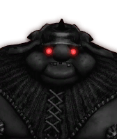 Hyrule Warriors Enforcers Dark Shield Moblin (Dialog Box Portrait)