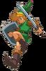 Link saut ALttP