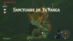 Sanctuaire de Ya'Nahga BOTW