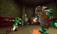 Stalfos atacan a Link