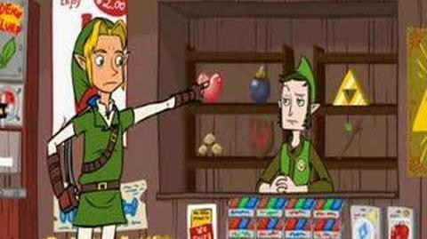 Zelda Heart for the Hero