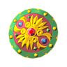 Breath of the Wild Urbosa's Shield Daybreaker (Icon)
