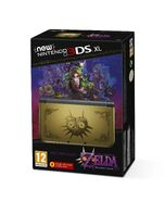 Caja europea de New Nintendo 3DS XL especial The Legend of Zelda Majora's Mask 3D