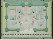 Citadelle Hyrule Carte ST