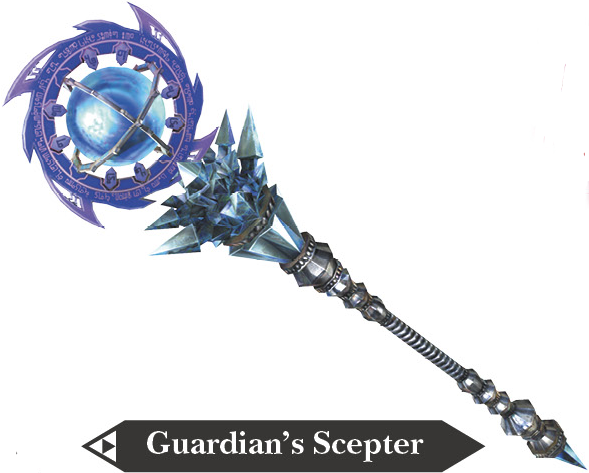 Guardian's Scepter | Zeldapedia | FANDOM powered by Wikia