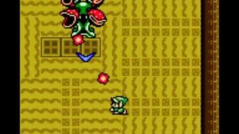 Zelda Oracle Of Seasons - Boss 6 Manhandla