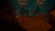 Cráter de la Montaña de la Muerte