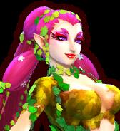 Hyrule Warriors Great Fairy Great Fountain Fairy (Dialog Box Portrait)
