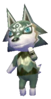 Link Lobo Animal Crossing