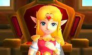 Princesse Zelda ALBW