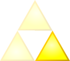 Triforce du Courage