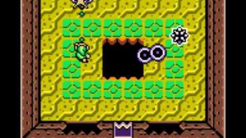 Zelda Link's Awakening - Boss 5 Slime Eel