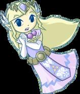 Zelda fantôme