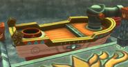 Bateau de skyward sword