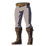 Breath of the Wild amiibo Rune Items (Twilight Hero's Clothes Armor Set) Trousers of Twilight (Icon)