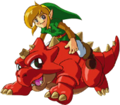 Dimitri et Link