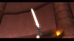 Espada Maestra Gran Santuario SS