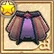 Hyrule Warriors Legends Fairy Clothing Dark Beast Skirt (Bottom)