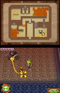 Dungeon Gameplay (Spirit Tracks)