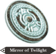 Hyrule Warriors Mirror Mirror of Twilight (Render)