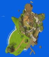Isla Taura Aérea TWW