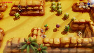 TLOZ Link's Awakening screen 21