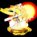 Trofeo Flecha de Luz Zelda SSBWiiU