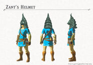 Zant's Helmet (Breath of the Wild)