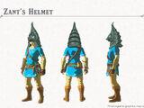 Zant's Helmet