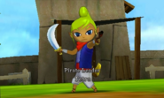 Hyrule Warriors Legends Tetra Pirate Leader Tetra (Battle Intro)