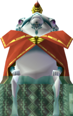 King Zora XVI