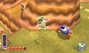 Link gameplay ALBW